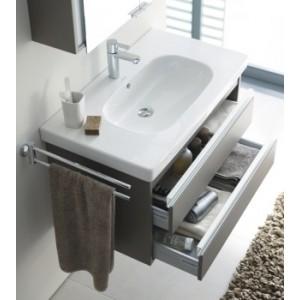 koupelny pt ek duravit ketho sk ka 500x360mm spodn lev grafit matn grafit matn. Black Bedroom Furniture Sets. Home Design Ideas