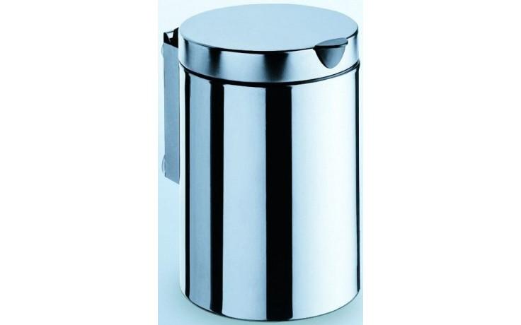 CONCEPT 200 odpadkový koš 3l, závěsný, nerez