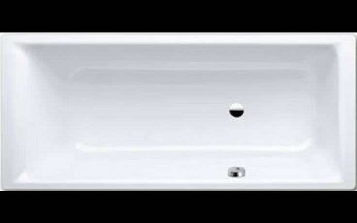 KALDEWEI PURO 696 vana 1700x800x420mm, ocelová, obdélníková, s bočním přepadem, bílá Antislip, Perl Effekt 258800010001