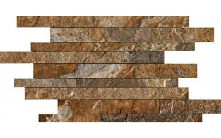 IMOLA KALAHARI mozaika 33,3x50cm brown, MU.KALAHA3350T