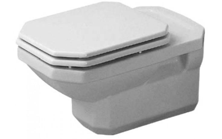 WC závěsné Duravit odpad vodorovný 1930  bílá