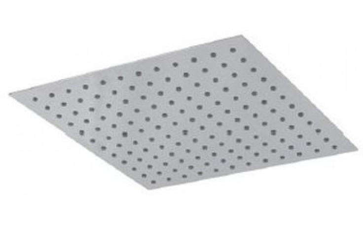 Sprcha hlavová Raf pevná, čtverec slim 40x40 cm chrom