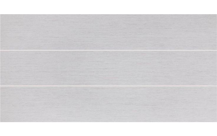 Dekor Rako Fashion 30x60 cm šedá