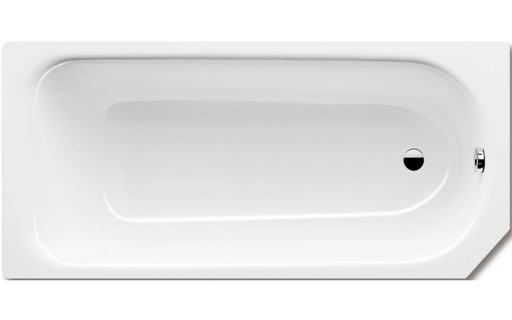 KALDEWEI SANIFORM STAR 362-1 V4 vana 1600x700x410mm, ocelová, speciální, bílá, 192400010001