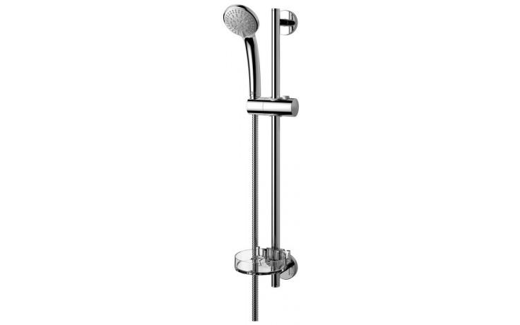 IDEAL STANDARD IDEALRAIN set S3 3-funkční ruční sprcha 80mm/sprchová tyč 600mm chrom B9503AA