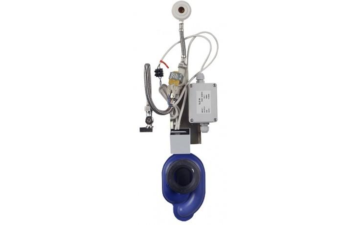 SANELA SLP07Z radarový splachovač 230V AC, na liště, integrovaný zdroj