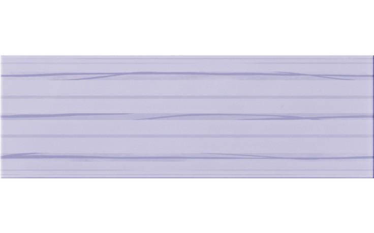 IMOLA ANTIGUA dekor 20x60cm lavender, RIGO LV1