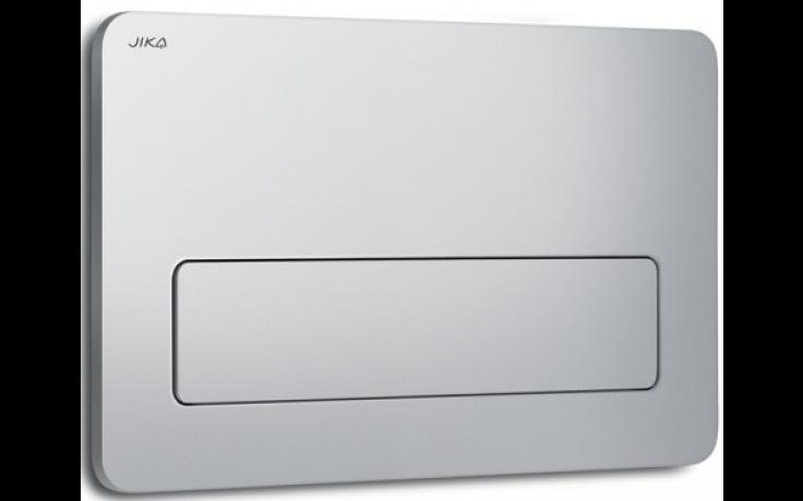 JIKA PL3 tlačítko Single Flush 250x10x160mm, matný chrom 8.9365.9.004.000.1