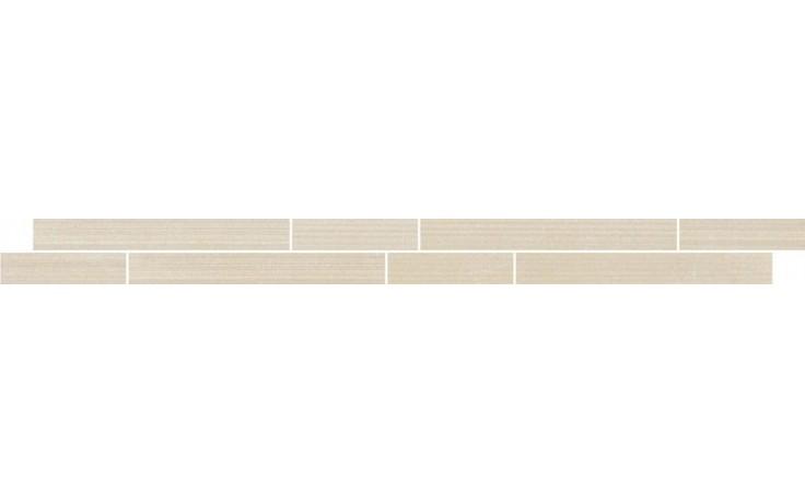 Listela Villeroy & Boch Timeline 5x60 cm creme