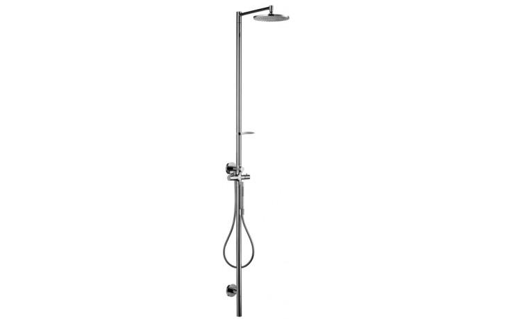 AXOR STARCK sada sprchovy sloup s termostatem/talířová horní sprcha 1jet 240mm chrom 10912000