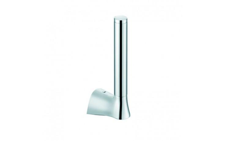 KLUDI AMBA zásobník toaletního papíru 180mm, nástěnná montáž s upevňovacím materiálem, chrom