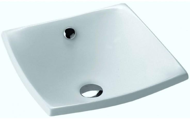 KOHLER ESCALE umyvadlová mísa 410x410x167mm white 19047W-00