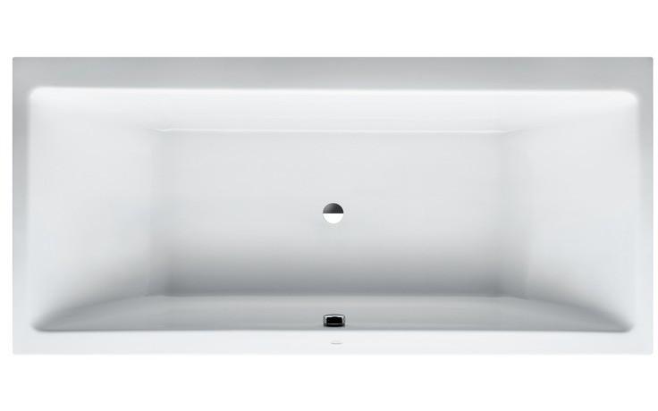 LAUFEN PRO vestavná vana 1900x900mm akryl, bílá