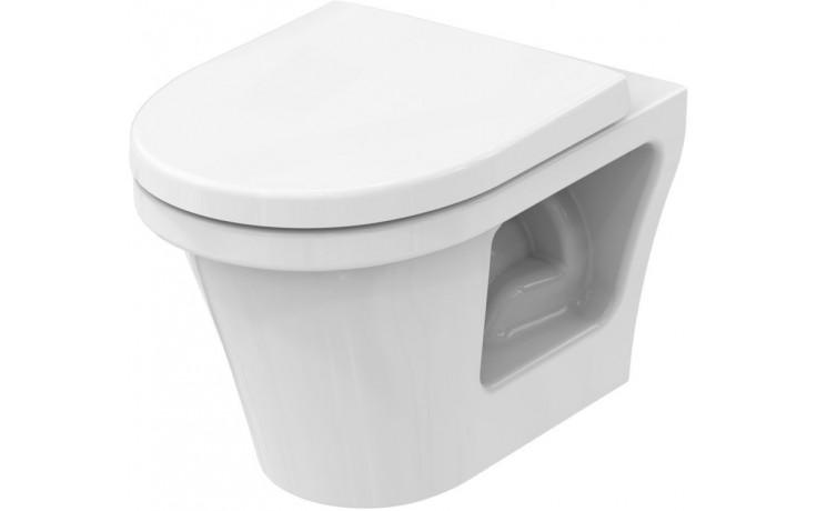 TOTO CF WC mísa 355x540mm závěsná, bílá, CW132Y