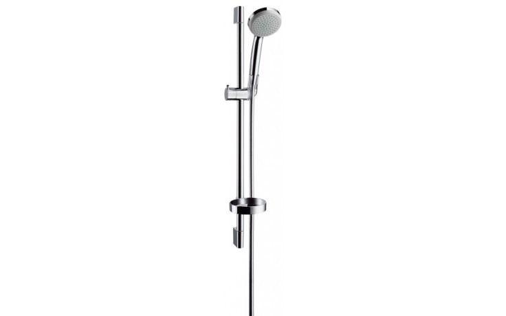 Sprcha sprchový set Hansgrohe Croma 100 1jet/Unica´C l=650mm chrom