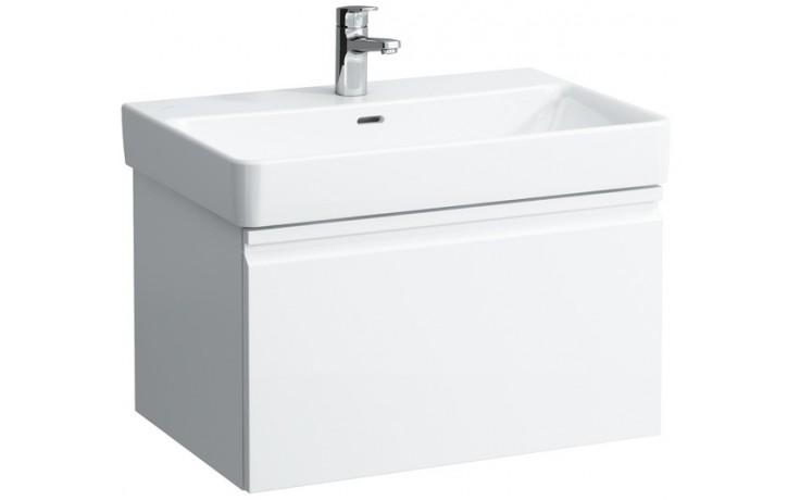 Nábytek skříňka pod umyvadlo Laufen Pro S 8345.1 096 464 70 cm bílá lesklá