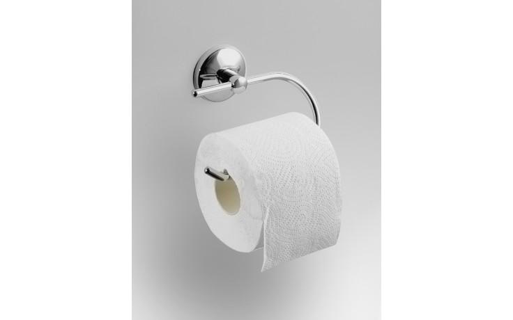 Doplněk držák toal. papíru GOZ METAL Standard J5/2, bez krytu 160x75x115 mm chrom lesk