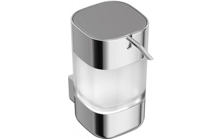 IDEAL STANDARD SOFTMOOD dávkovač na mýdlo 69x126mm chrom/sklo A9140AA