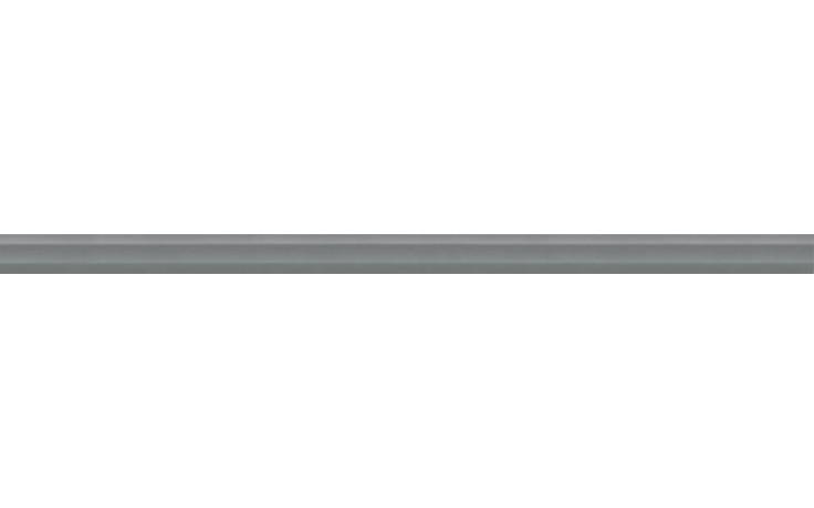 RAKO UNISTONE listela 40x2cm, šedá