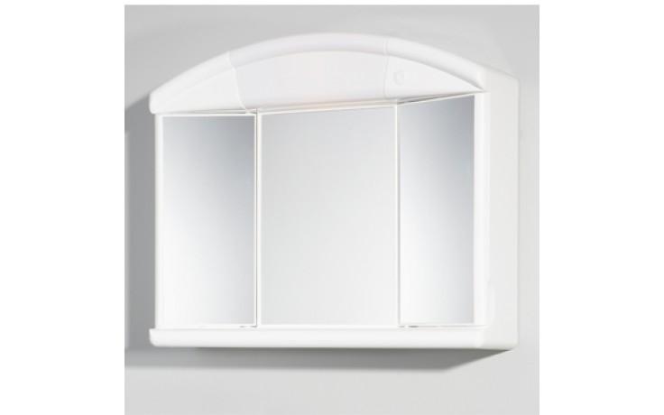 Nábytek zrcadlová skříňka Jokey Salva (Solo) 59x50x15,5 cm bílá