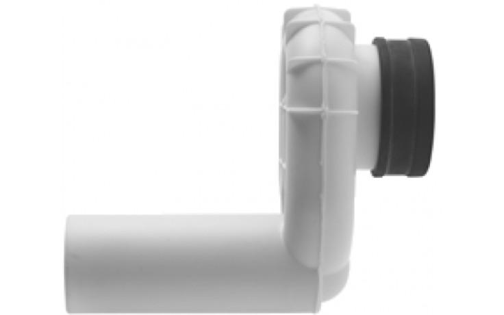 DURAVIT odsávací sifon Ø50mm zakrytý 0051120000