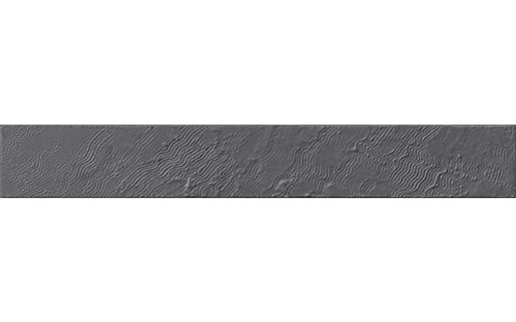 NAXOS LE MARAIS obklad 8,5x60,5cm, tavella mix piombo 75090