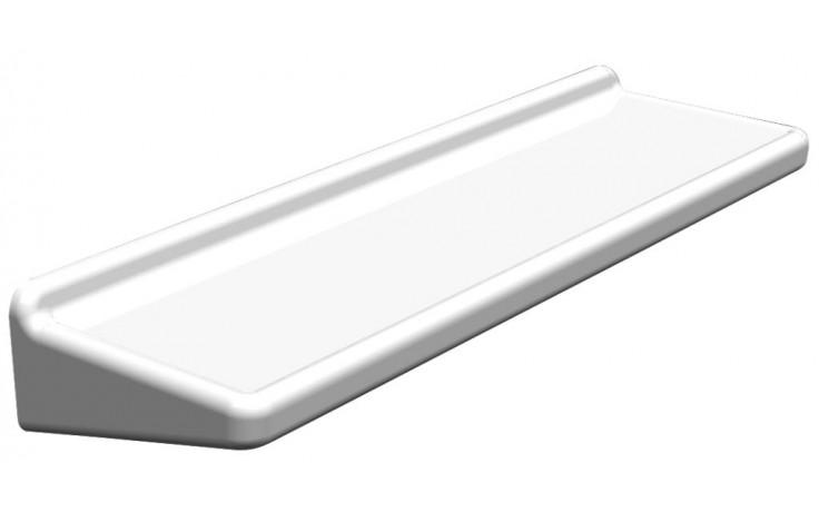 VITRA S50 polička 505x150mm keramická bílá 5326B003-0156