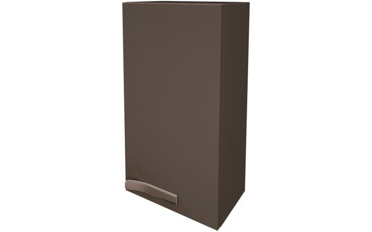 IDEAL STANDARD STRADA skříňka nástěnná 350x220mm lesklý lak šedý K2463WH