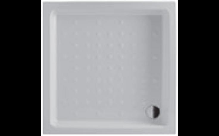 JIKA RAVENNA keramická sprchová vanička 800x800x110mm čtvercová, bílá