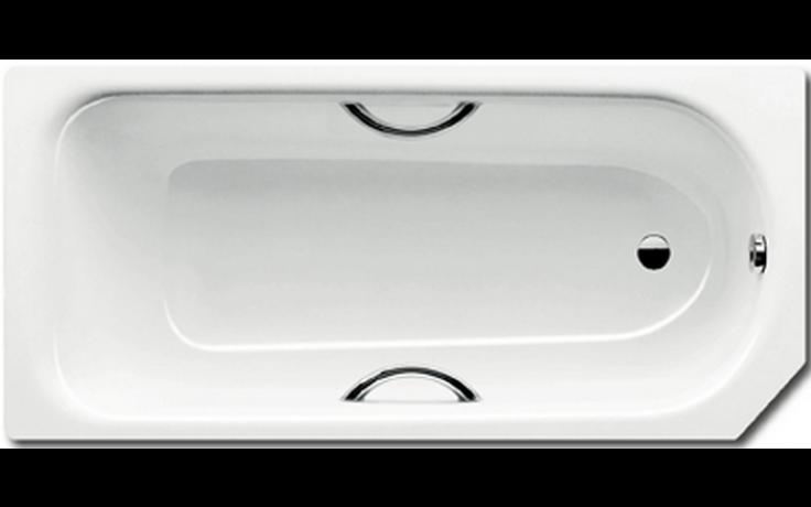 KALDEWEI SANIFORM PLUS STAR 332 V4 vana 1600x700x410mm, ocelová, obdélníková, bílá 134300010001