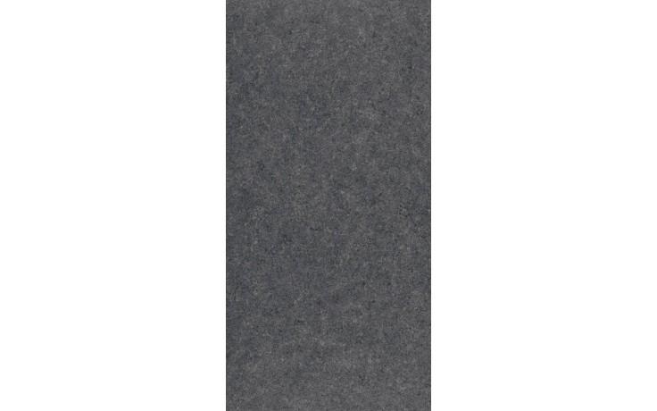 RAKO ROCK dlažba 30x60cm černá DAKSE635