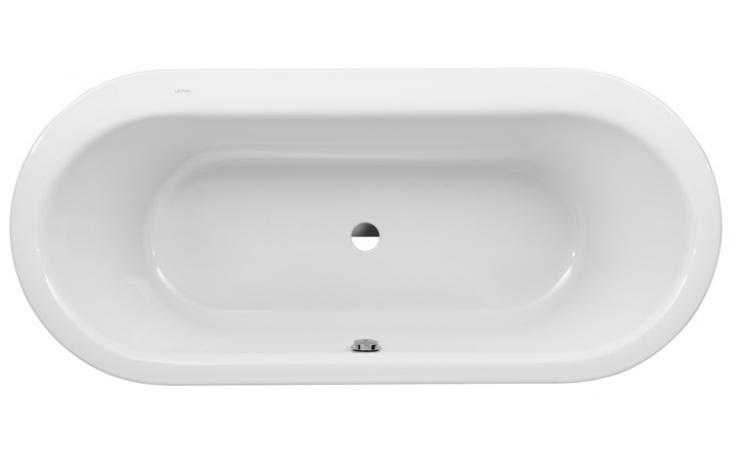 Vana plastová Laufen - Solutions vestavná verze 180x80 cm bílá
