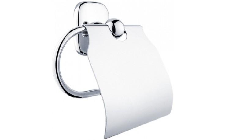 NIMCO SIMONA držák toaletního papíru s krytem 165x140x56mm chrom SI 7255B-26