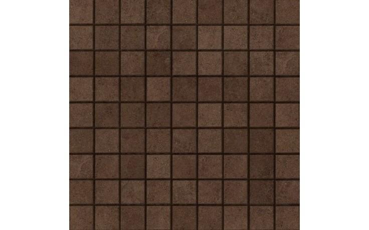 IMOLA MICRON 2.0 mozaika 30x30cm, brown, MK.M2.0 30TL