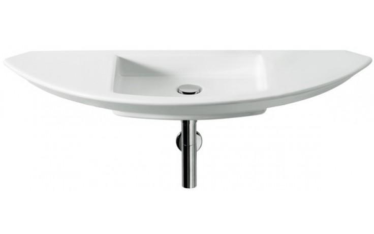 Umyvadlo nábytkové Roca - Mohave 75 cm bílá