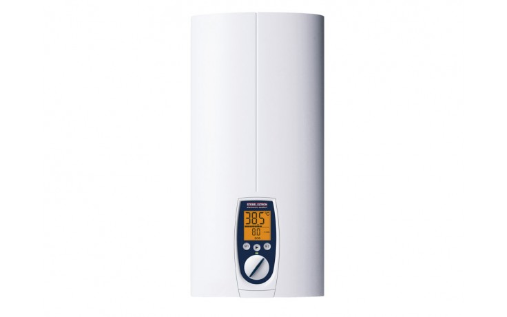 STIEBEL ELTRON DHE 18/21/24 SLi průtokový ohřívač vody 18-24kW, bílá, 227493