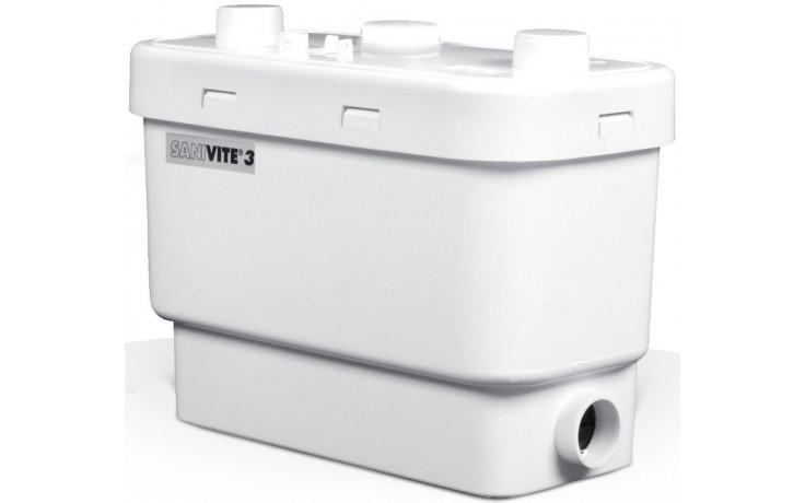 SFA SANIBROY SANIVITE SILENCE kalové čerpadlo pro koupelny, kuchyně a prádelny