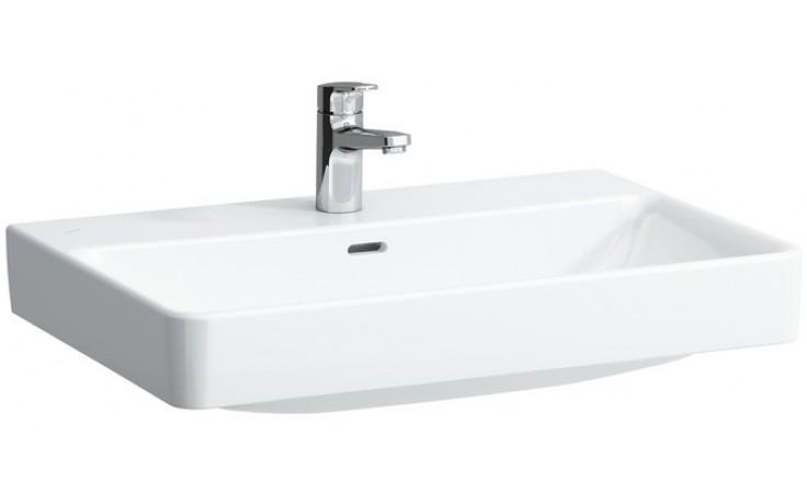 Umyvadlo klasické Laufen s otvorem Pro S 70x46,5 cm bílá