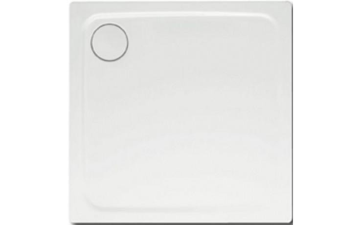 KALDEWEI SUPERPLAN PLUS 475-1 sprchová vanička 900x900x25mm, ocelová, čtvercová, bílá