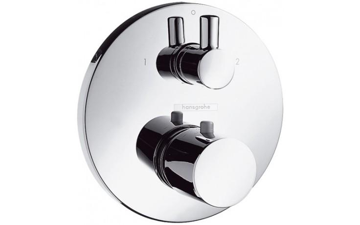 HANSGROHE ECOSTAT S termostatická baterie pod omítku chrom 15721000