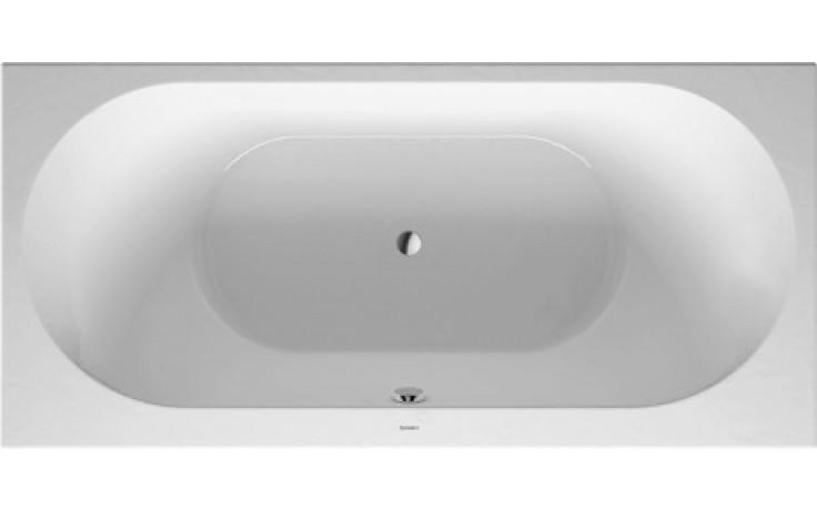 Vana plastová Duravit - Darling New 190x90 cm bílá