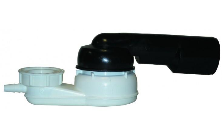 Sifon vanový HL plastový HL 500 6/4DN40/50x6/4