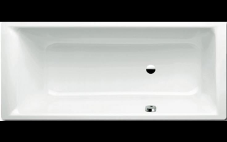 KALDEWEI PURO 696 vana 1700x700x420mm, ocelová, obdélníková, s bočním přepadem, bílá Perl Effekt 258800013001