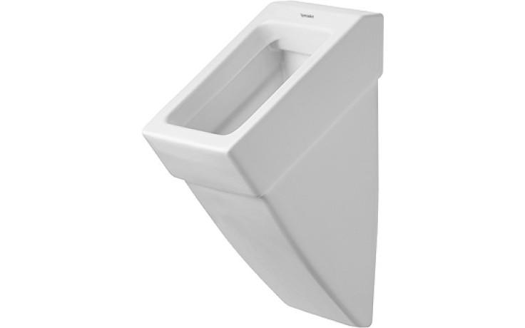 DURAVIT VERO urinal 295x320mm bez muškou, bílá 2800320000