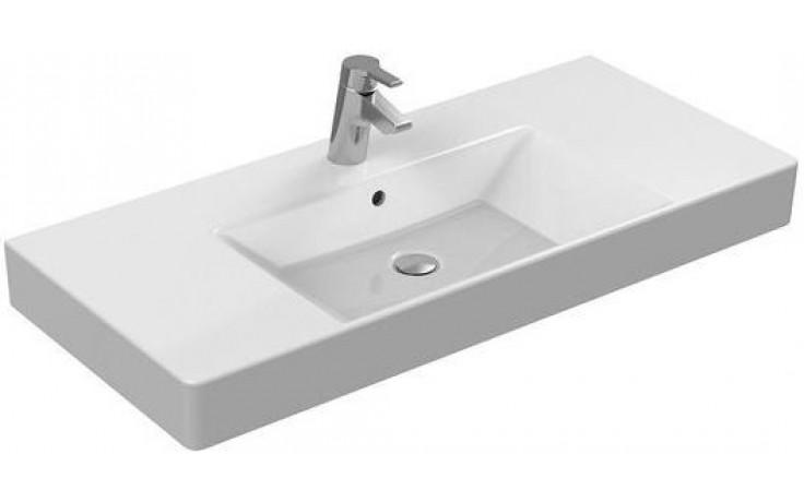 IDEAL STANDARD STRADA umyvadlo 600x420x145mm, s otvorem a přepadem, bílá Ideal Plus