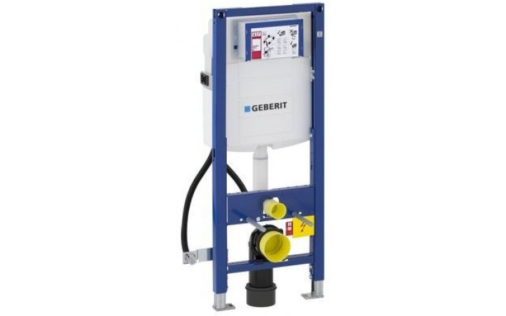 GEBERIT DUOFIX předstěnový modul pro závěsné WC 42x112cm, s nádržkou Sigma, 111.350.00.5