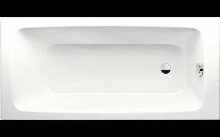KALDEWEI CAYONO 750 vana 1700x750x410mm, ocelová, obdélníková, bílá Perl Effekt, Antislip