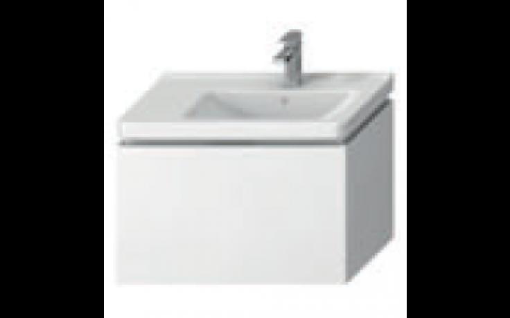 JIKA CUBITO-N skříňka pod umyvadlo 740x426x480mm, bílý lesklý lak