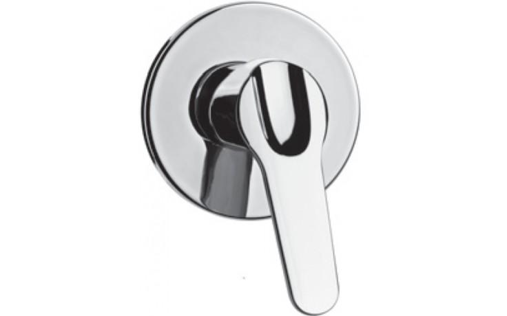 JIKA TIGO vanová – sprchová podomítková baterie bez sprchové sady chrom 3.3118.6.004.000.1