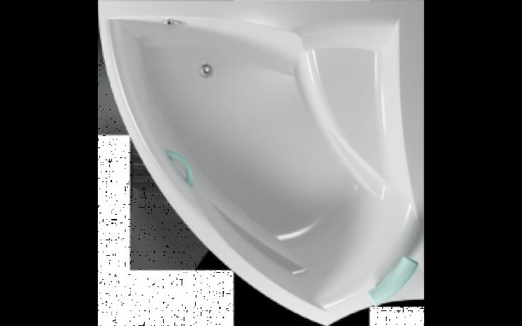 Vana plastová Teiko tvarovaná Auriga L 150x150x45cm bílá